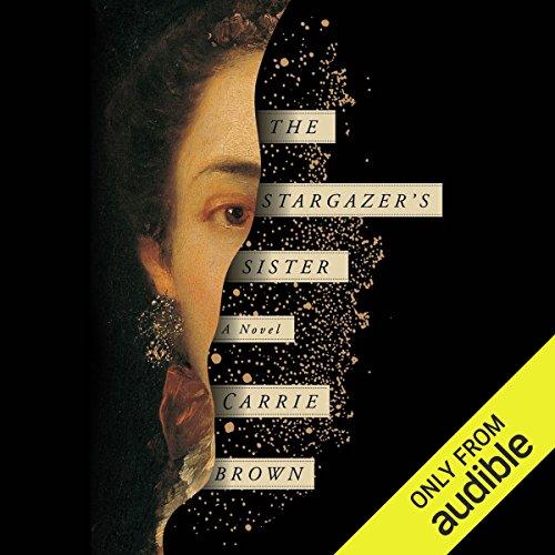 The Stargazer's Sister audiobook cover art