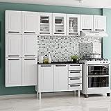 Cozinha Compacta 4 Peças Titanium Colormaq Branco