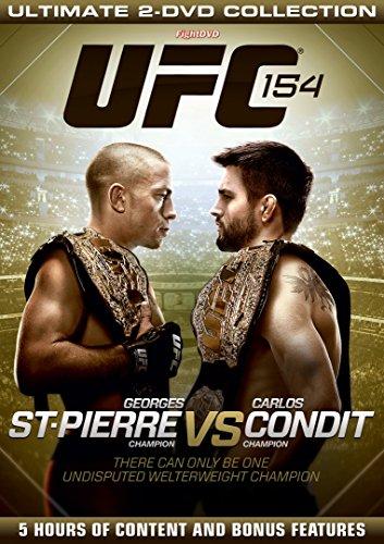 UFC 154: St-Pierre vs Condit [DVD] [UK Import]