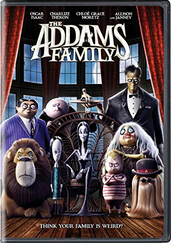 The Addams Family (2019) [DVD]