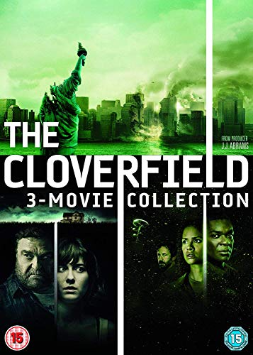 Cloverfield 1-3 Collection (DVD) [2018]