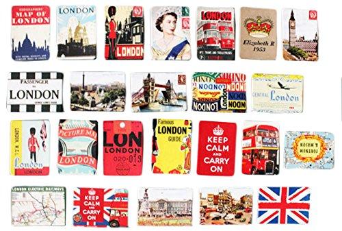 Imán Londres  marca George Jimmy