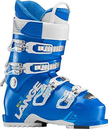Lange XT 90 dames skischoenen – dames – blauw – maat 42 2/3