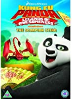 Kung Fu Panda: the Scorpion St [DVD] [Import]
