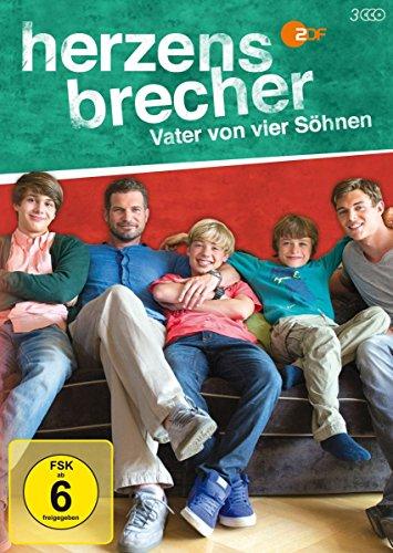 Herzensbrecher - Vater von vier Söhnen [3 DVDs]