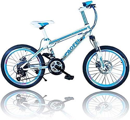 Defect Kinder fürrad M liche und Weißiche 20-Zoll 21-Gang Mountainbike fürrad Student