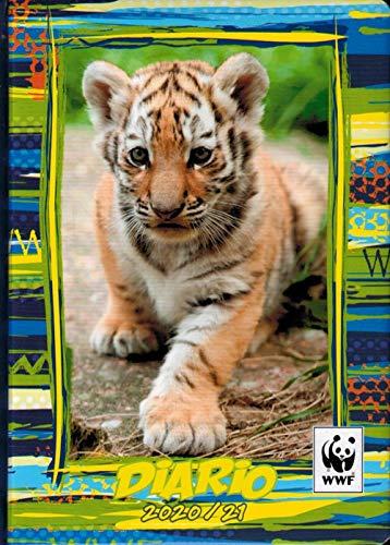 Diario scolastico WWF 2020/2021 (Tigre)