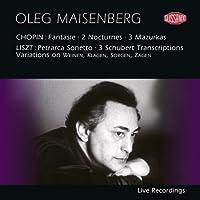 Maisenberg spielt Chopin & Liszt