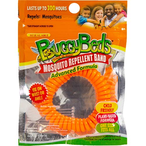 USA Mosquito Repellent Bracelet, 3-Pack