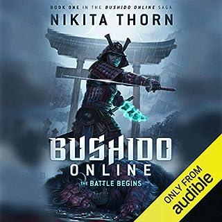 Page de couverture de Bushido Online: The Battle Begins