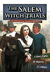 A book called the salem witch trials