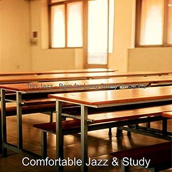 Trio Jazz - Bgm for Long Study Sessions