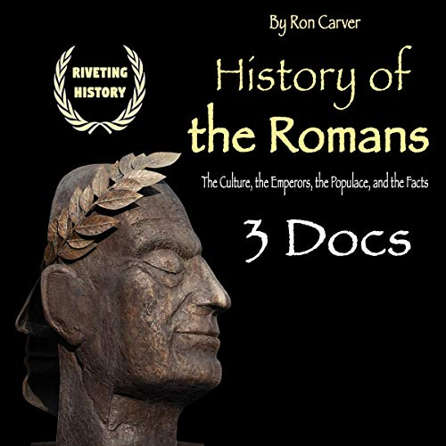 History of the Romans  By  cover art