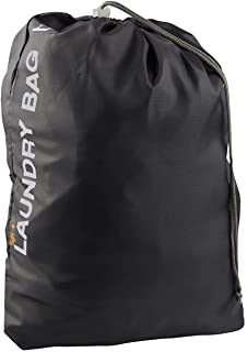 Travel Laundry Bag with Drawstring Closure