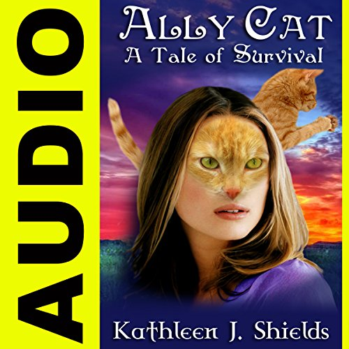 Ally Cat audiobook cover art