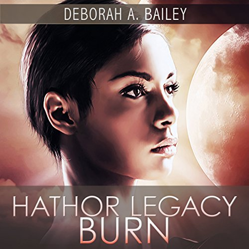 Hathor Legacy audiobook cover art