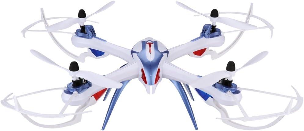 Yizhan Tarantula X6 Explorers Drone Quadricottero Telecomandato a rotazione da 360° - Blu