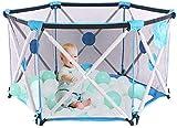 Arkmiido Baby Playpen Portable Activity Center Play Yard Indoor Outdoor Safety Barrier Balls