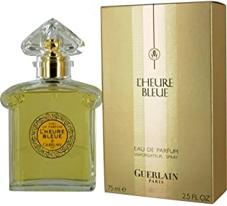 L'HEURE BLEUE by Guerlain 2.5 Ounce / 75 ml Eau de Parfum (EDP) Women Perfume Spray