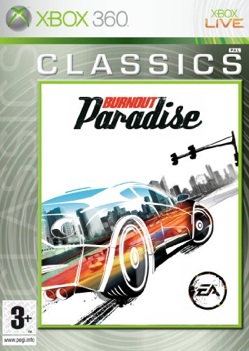 Burnout Paradise Classic [Importación Francesa]