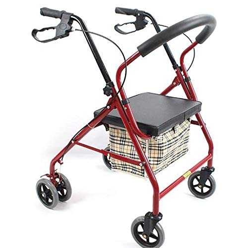 HYY-YY Old shopping cart, old man carriage, grocery store, stroller, pushups, wrinkles, vehicle carrier