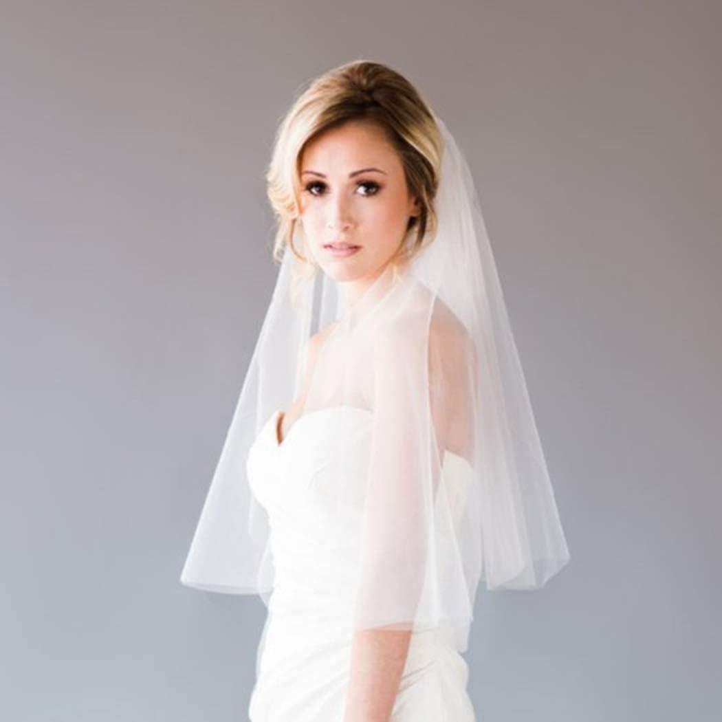 unisex Milanco Bridal Veil Elbow Length Accessories Wedding Veils Bride Many popular brands