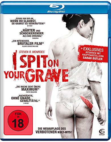 Steven R. Monroes I spit on your Grave [Blu-ray]