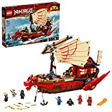 LEGO 71705 NINJAGO BarcodeAsaltoNinja, Juguete de Construcción para Niños a partir de 9 años con 7 Mini Figuras de Ninjas