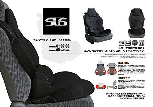 PROFACT(プロファクト)シートクッションSUS-FULL-SETプレミアムA-PF-008