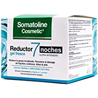 Somatoline Gel Fresco Reductor Ultra Intensivo 7 Noches, 400 ml