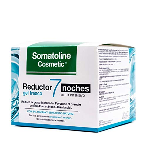 Somatoline Gel Fresco Reductor Ultra Intensivo 7 Noches, 400
