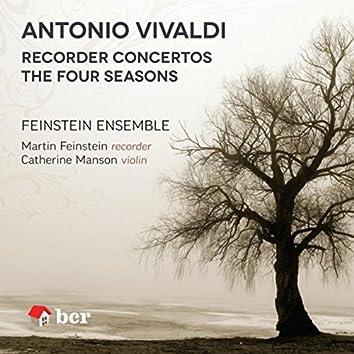 Vivaldi Recorder Concertos, The Four Seasons