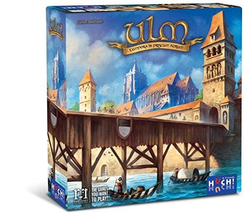 Huch & Friends 879400 - ULM, Familien Strategiespiele