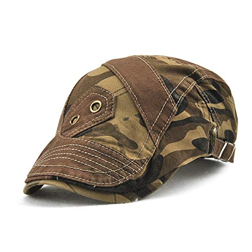 wopiaol Outdoor-Sonnenhut Europäischer und amerikanischer Trend Tarnstiche personalisierte geometrische Patch perforierte Kappe personalisiert
