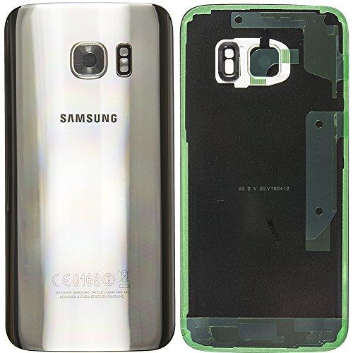 AGI Original Battery Cover Silver für Samsung G930F Galaxy S7 Original