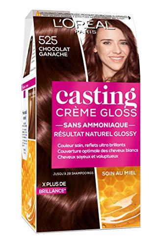 L' oréal Paris Casting Creme Gloss, Tinta Capelli, 5.25 Chocolat Ganache