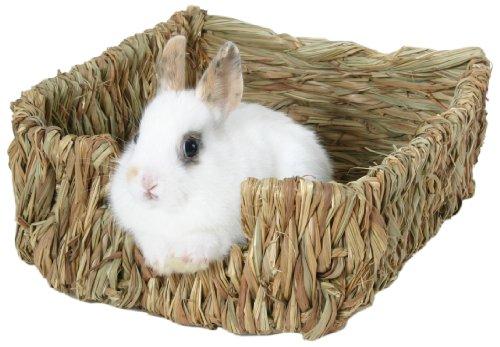 Peter's Woven Grass Pet Bed