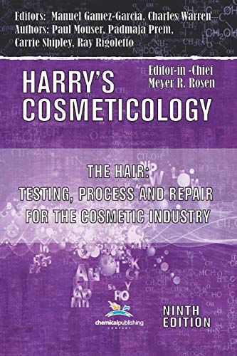Hair: Testing, Process and Repair for the Cosmetic Industry