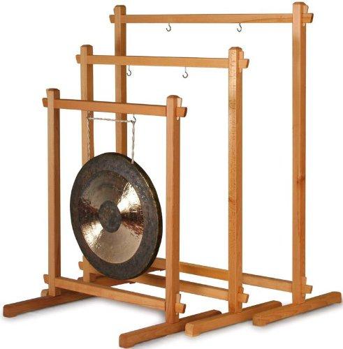 Gongständer Klassik von hess klangkonzepte, für Gongs von 40 bis 60 cm