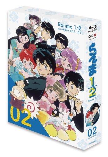 TVシリーズ「らんま1/2」Blu-ray BOX (2)の拡大画像
