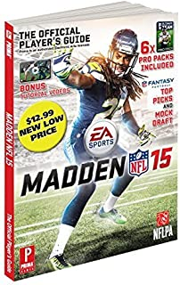 By Gamer Media Inc Madden NFL 15: Prima Official Game Guide (Pap/Psc)