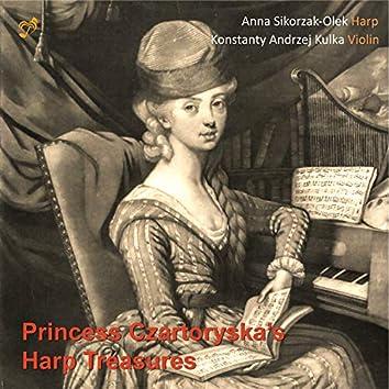 Princess Czartoryska's Harp Treasures