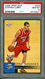 2009 Upper Deck Stephen Curry #234 PSA 10 Rookie RC Warriors
