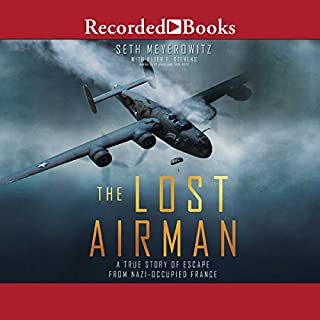 The Lost Airman cover art