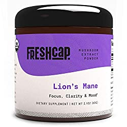 lions mane mushroom supplement