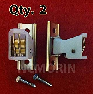 Qty. (2) Roman Shade Cord Lock with 3/4