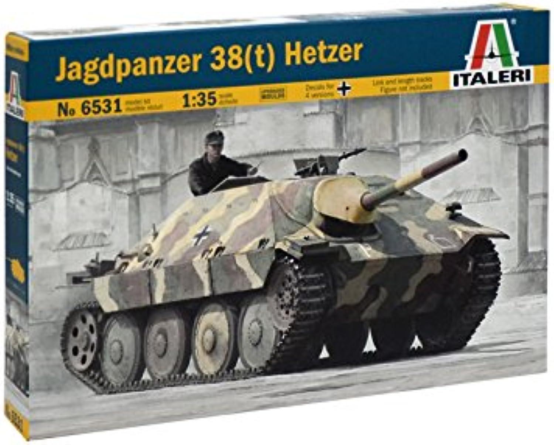 Italeri 6531S 1 35 Jagdpanzer 38(t) Hetzer, 6531S