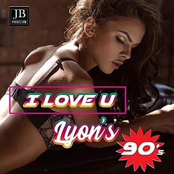 I Love U (90's Dance Version 1995)