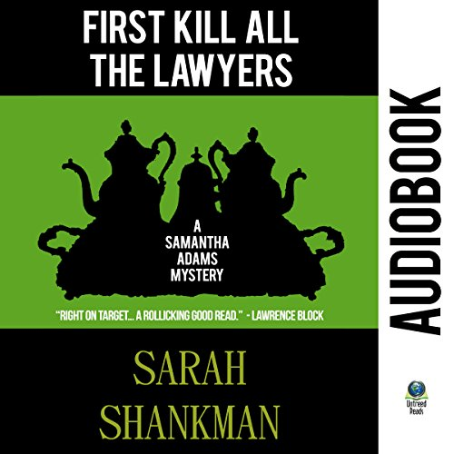 First Kill All the Lawyers audiobook cover art
