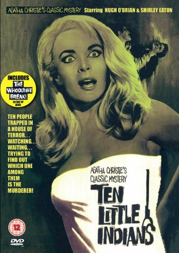 Ten Little Indians [1965] [DVD] [Edizione: Regno Unito]